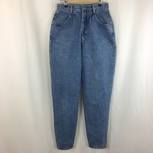 Vintage Northcrest High Waist Pleated Jeans 8 Tall